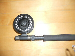 Fishing equipment gear, rods reels, flies, boxes and more