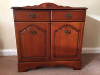 Lovely solid wood cabinet