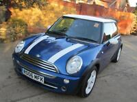 Mini 1.6 Cooper Low Miles, Cooper Works Induction & Exhaust System FSH