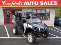 2013 CAN-AM COMMANDER 800 MAGNESIUM EDITION