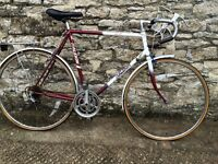 SERVICED RETRO RALEIGH WINNER ROAD BIKE -