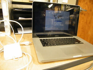 MacBook Pro 15 inch Laptop