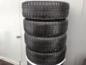 195/70R14 x-ice winter tires