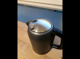 Cook Works Charcoal Grey Kettle