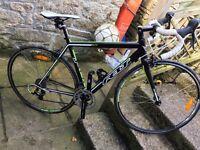 Carbon fibre road racer for sale