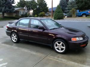 2000 Acura 1.6EL