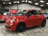 Fiat 500 S Hatchback 1.2 Manual Petrol