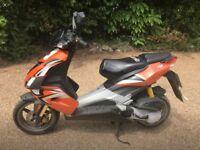 Aprilia SR50 R 2010