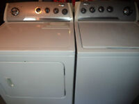 WHIRLPOOL WASHER & DRYER DELIVERY INCLUDED