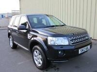 2012 Land Rover Freelander 2 2.2 TD4 GS 5dr