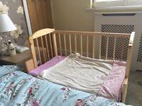 Co sleeping cot