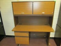 OFFICE DESKS, FILING CABINETS, SHELVING AND MORE!
