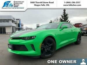 "2017 Chevrolet Camaro LT  20""ALLOYS,5 SPOKE,REARCAM,LOW MILEAGE,"