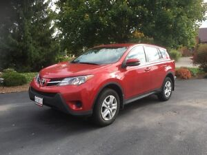 LIKE NEW 2015 TOYOTA RAV4 SUV