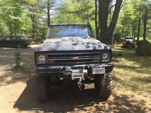 67' Chevy 4x4