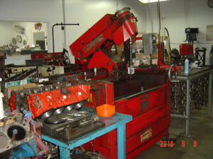 Automotive Engine Machine shop