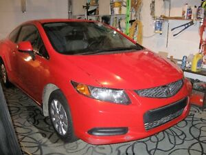 2012 Honda Civic coupe Coupe (2 door)