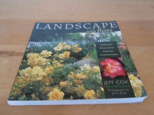 Book : Landscape with roses Jeff Cox (Host of HGTV's Grow It!)
