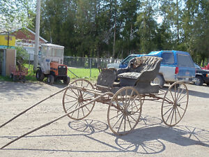 Tinny Brothers Antique Buggy