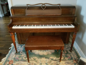 Piano - Nordheimer - Upright - Free