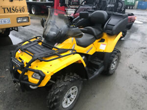 2008 CAN AM 650 OUTLANDER MAX XT ( SOLD )