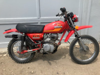 1977 HONDA XL75 RUNS GREAT Strathcona County Edmonton Area Preview