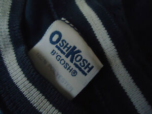 Boys Size 4 Blue Football Jersey by OshKosh B'gosh Kingston Kingston Area image 3