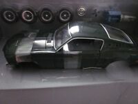 1968 Ford Mustang--BULLITT--American Muscle Body Shop-1:18 scale