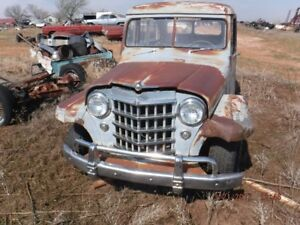 1951 Willys Wagon for sale