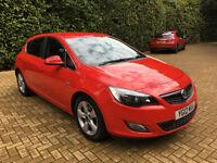 2012/12 Vauxhall Astra 2.0CDTi 16v ecoFLEX ( s/s ) SRi
