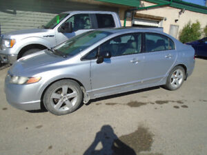 $3,995.00  2008 Honda Civic EX-L  4 door Sedan
