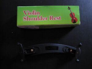 Violin Shoulder Rest By BENTROP / Brand New