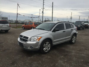 2007 DODGE CALIBER SXT HATCHBACK ★ AUX PORT ★ SAVE AT THE PUMP