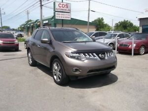 Nissan Murano AWD 4dr 2010