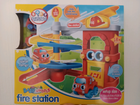 Brand New Fire Station Toy
