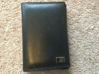 Genuine leather Gucci credit card/business card holder