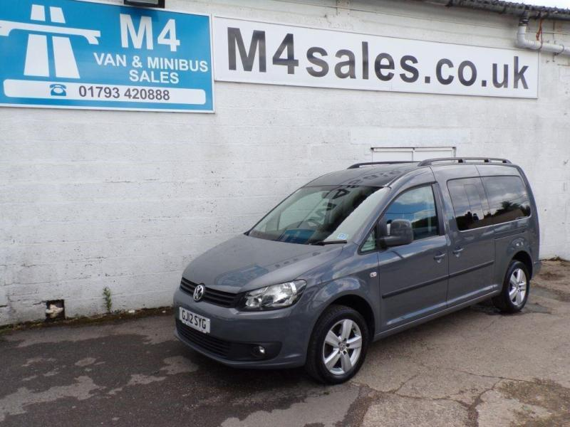 vw caddy maxi caddy maxi life 102ps 7 seater in swindon wiltshire gumtree. Black Bedroom Furniture Sets. Home Design Ideas