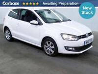 2013 VOLKSWAGEN POLO 1.2 60 Match 3dr