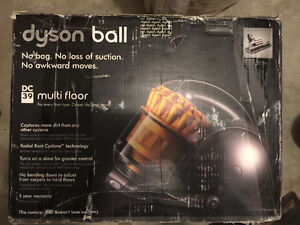 New Dyson Ball DC39 Multifloor Vacuum For Sale