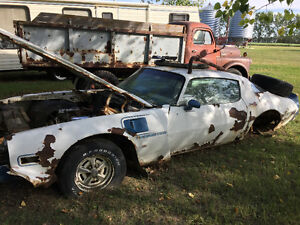 Still cheap parts to sell for a 1976 trans am