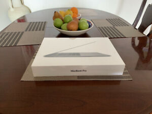 """New sealed 15"""" Macbook Pro (never used or opened)"""