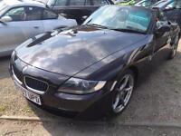 2007 07 BMW Z4 2.0 Z4 SPORT ROADSTER 2D 148 BHP