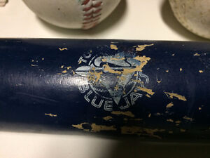 Blue Jay Baseball Bat, Gear and Balls