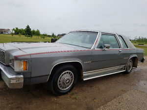 1985 Mercury Grand Marquis LS Coupe (2 door) Cruise/AC!!!