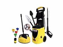 Blast FX 3800PSI electric Pressure Washer with Floor Cleaner Fairfield East Fairfield Area Preview