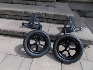 Stability wheels for bicycle - Adult