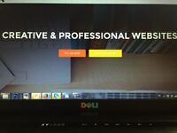 Web design only £75