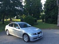 2005/55 BMW 325i SE 4 DOOR SALOON SILVER
