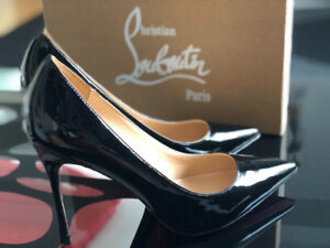 Christian Louboutin so kate high heels size6, size6,5 size8