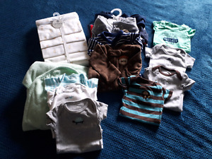 Large lot of New Born Items